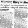 Murder They Write, article